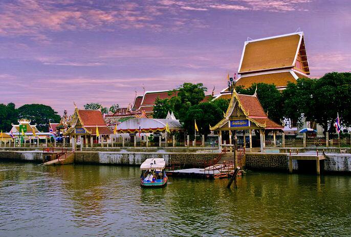泰国、老挝、金三角品质空调火车15日游