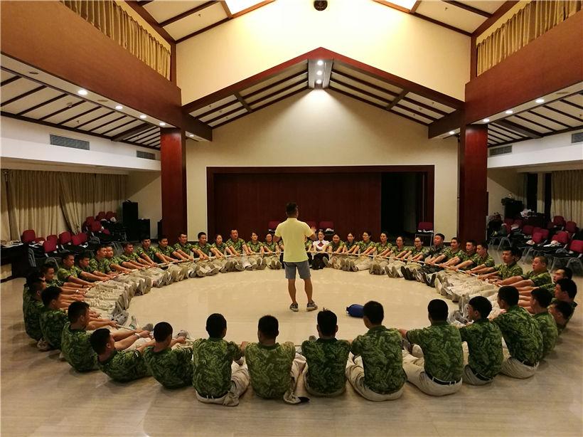 【一天】精英团队室外体验式培训,增强团队凝聚力