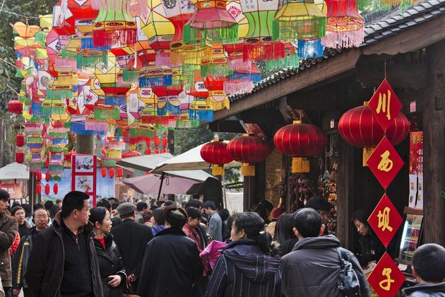 陕西风土人情和那些有趣的民俗文化